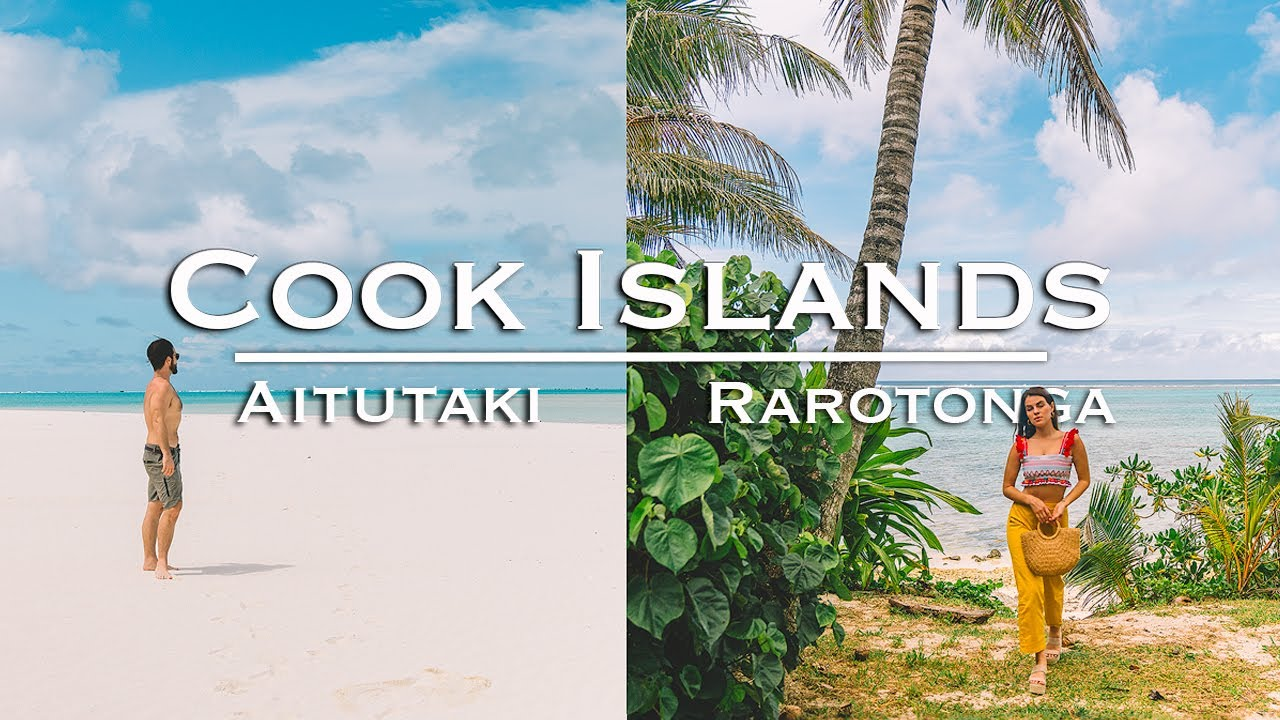 World's Most Beautiful Tropical Island? | Rarotonga & Aitutaki Cook Islands Travel