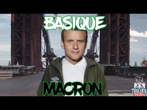 OrelSan - Basique (Macron version)