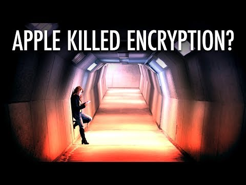 Did Apple Kill iCloud Backup Encryption for the FBI?
