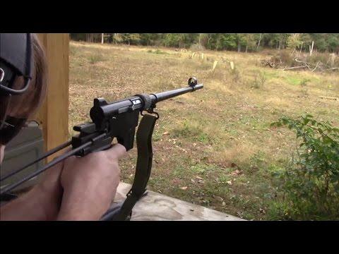 Israeli AR-7 Pilot Survival Rifle Revew
