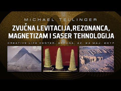 Michael Tellinger | SKRIVENO POREKLO | zvuk, magnetizam i SASER tehnologija