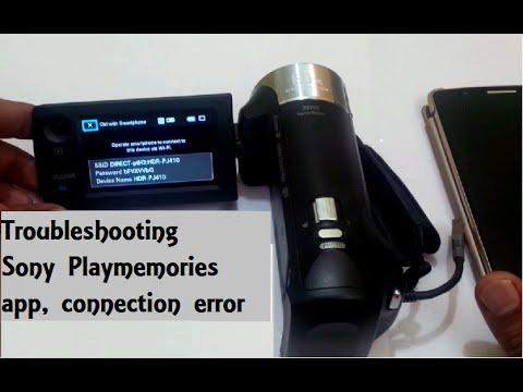 Sony Playmemories Mobile