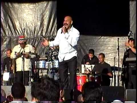 Oscar D Leon - Yo Ouisiera (Festival Highland Park)