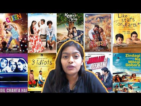 10-hindi-movies-i-watch-to-feel-good-:)-stay-at-home-series-e08-|-harshita-singh