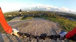 MTB Helsinki, muutamia maastopyöräilypaikkoja Keskuspuiston ulkopuolelta