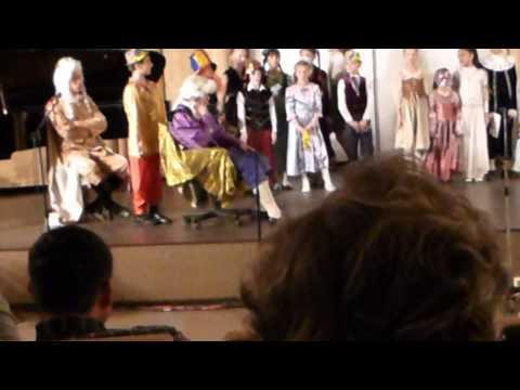 19 апреля 2015 г. - спектакль ЧДМШИ им. Макуренковой