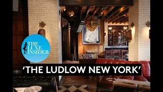 The Ludlow New York | Studio King Room by The Luxe Insider