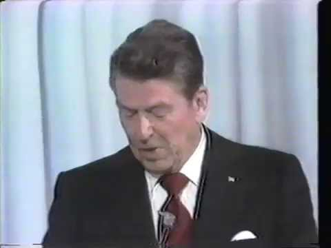 Republican debate between Reagan & Bush, 24 april 1980