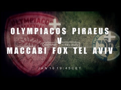 Game of the Week: Olympiacos Piraeus - Maccabi FOX Tel Aviv