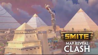 SMITE - New Clash Map Reveal Trailer