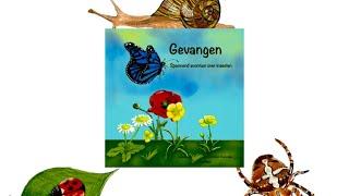 """""""Gevangen!"""" - spannend avontuur over insecten"""