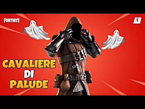 """Cavaliere Di Palude """"Eroe Fantasma""""   Fortnite - Salva Il Mondo"""
