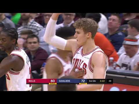 Cavs Cool Off As Bulls Storm Back For Win In Cleveland