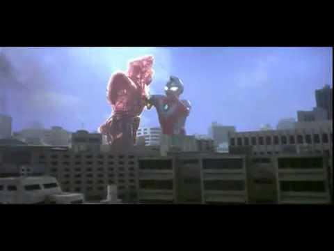 Ultraman Tiga and Ultraman Dyna music video