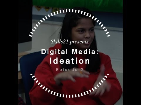 Digital Media Episode 2 : Ideation