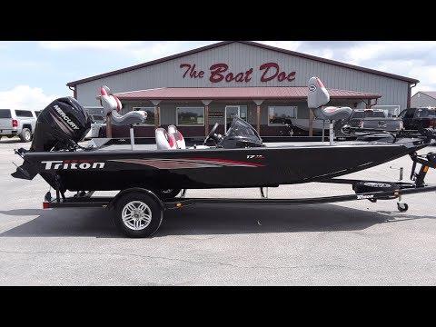 2019 Triton 17TX | The Boat Doc