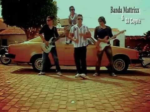 Banda Mattrixx (IRECÊ) Com: Marquinhos E Tailane (1ª Formação)