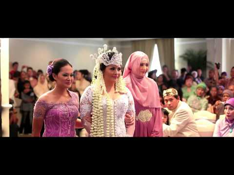 Cinematic Video from Audy & Iko Uwais Wedding