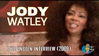 Jody Watley - The Unseen Interview (2009)