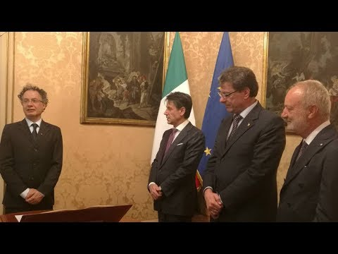 Chinese university assistant professor becomes high-level Italian government official