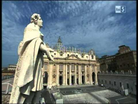 Antonio Paolucci descrive la Basilica di San PIETRO