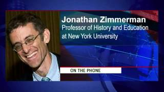 Jonathan Zimmerman - Professor of history and education at New York University