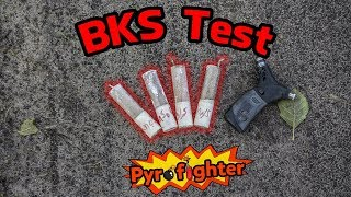 Gambar cover Mg/S VS Baso4 VS KNO3 BKS Vergleich! | Pyrofighter 3