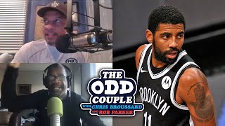 Chris Broussard & Rob Parker - Could Kyrie Irving Decide to Retire Early from Basketball?