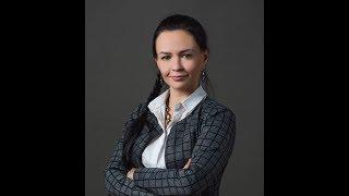 """Екатерина Морланг - интервью на конкурс """"Лидеры России"""""""