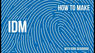 How To Make IDM with Kirk Degiorgio - Chord Progression using Scaler