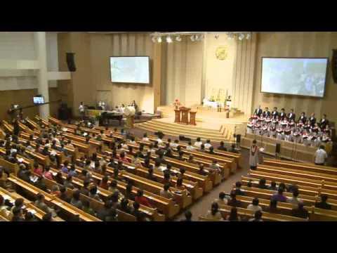 Spring Song of Eden, Unification Church Family Worship Service Choir