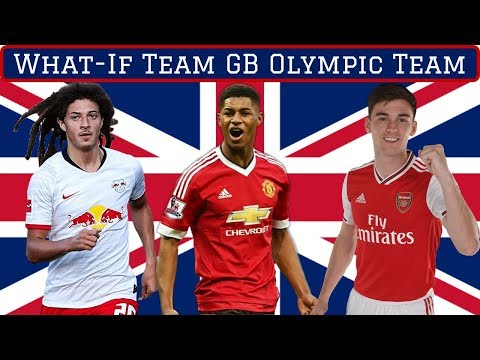 What-If Team GB Olympic Football XI