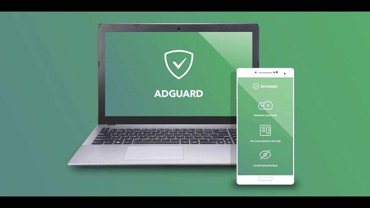 Hướng dẫn chặn Notification, bật Adguard và Block 1 website