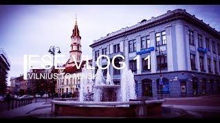 ESE VLOG 11 - AN EVENING IN MINSK, BELARUS PLUS TRAVELLING FROM VILNIUS, LITHUANIA