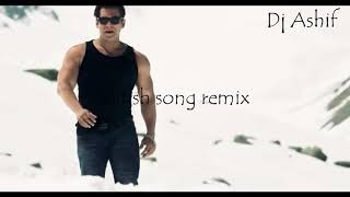 Selfish song | Race 3 song | remix by Dj Ashif
