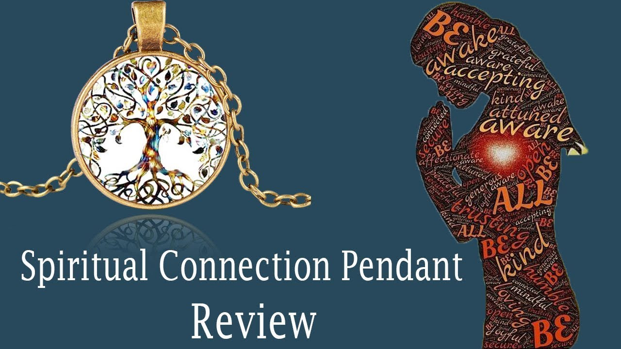 Spiritual Connection Pendant : The Connection of Love