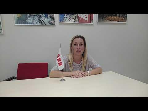 Видеоотзыв об обучении экспертов бережливого производства «Эксперт PRO», 2019 год