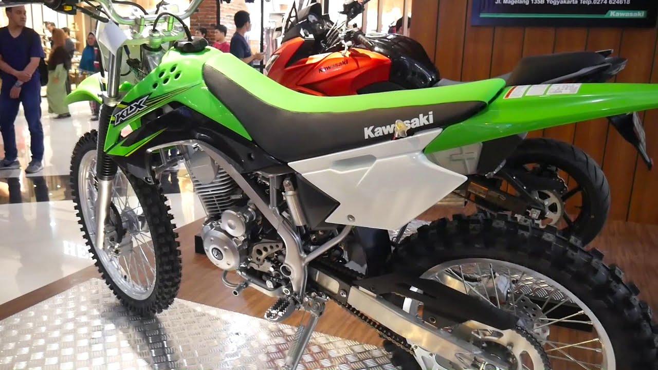2016 Kawasaki Klx 140 Launching Motor 43 Jutaan Hartono Mall