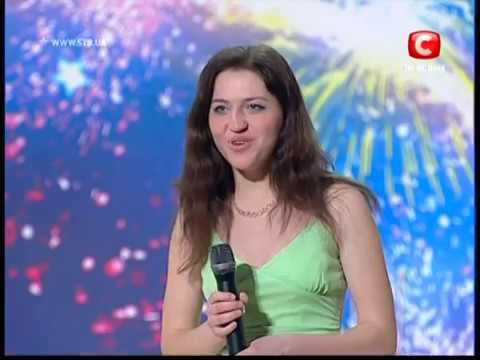 Украина мае талант 2 - Нина Зубко ЖЖОТ Харьков