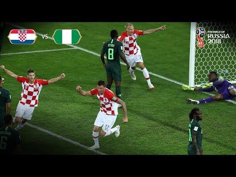 Croatia goal 1 v Nigeria - MATCH 8