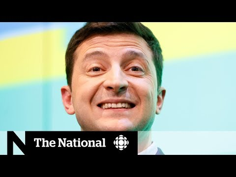 CBC News: The National: What to expect from Ukraine's new president