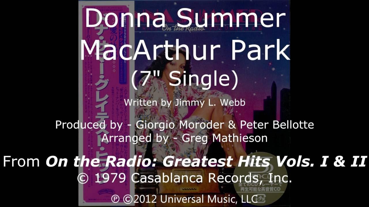 Donna Summer - MacArthur Park (7