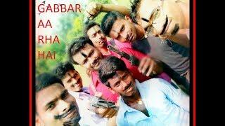 gabbar return's   #sholay spoof by desi style