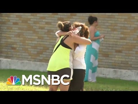Santa Fe High School Gunman Identified As Dimitrios Pagourtzis | MSNBC
