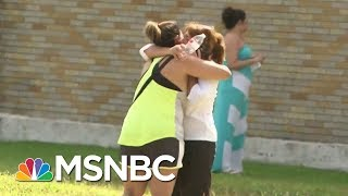 Santa Fe High School Gunman Identified As Dimitrios Pagourtzis | MSNBC