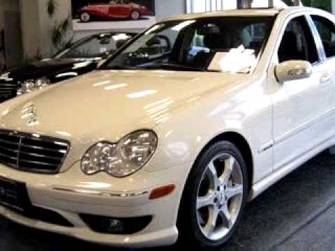 Sold 2007 mercedes benz c230 07083 ray catena mercedes for Ray catena mercedes benz route 22