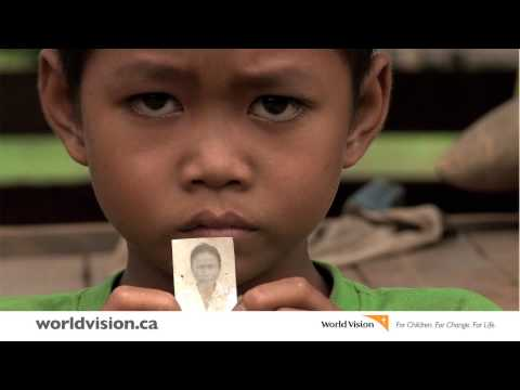 Sponsor a Child like Bounmy with World Vision Canada