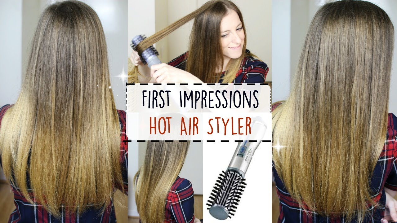First Impessions John Frieda Hot Air Styler Braidsandstyles12
