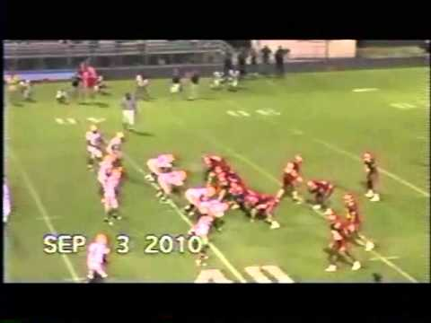 Malcolm Grant 2010 Senior Highlights Part 2