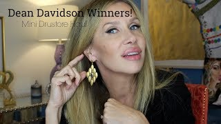 Dean Davidson Winners & Drugstore Mini Haul